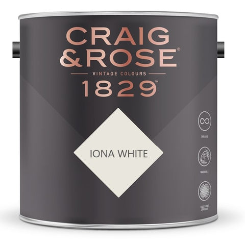 Craig & Rose 1829 Iona White