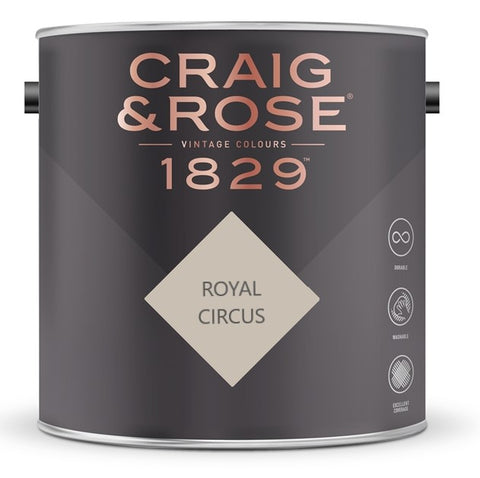 Craig & Rose 1829 Royal Circus Tin