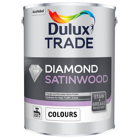 Dulux Trade Diamond Satinwood Colours