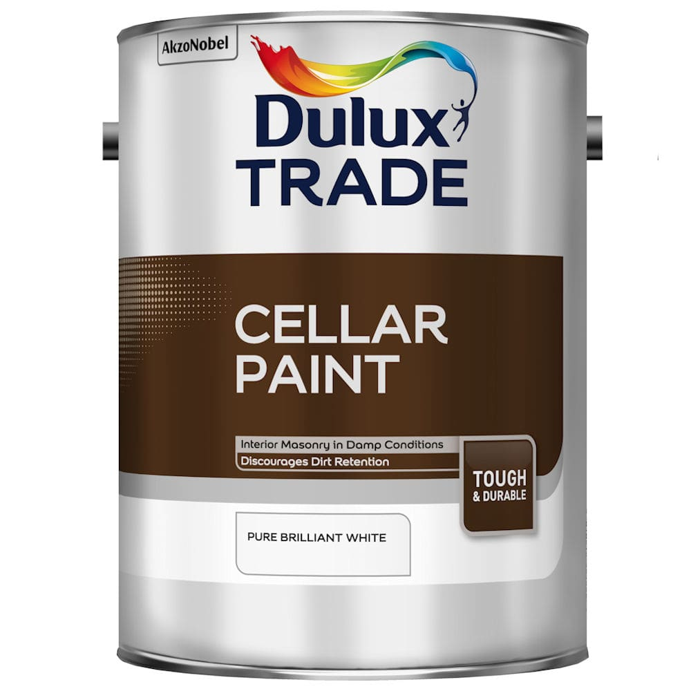 Dulux Trade Cellar Paint
