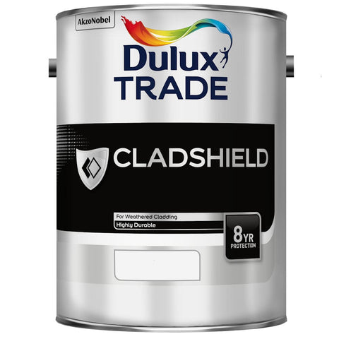 Dulux Trade Cladshield Colours
