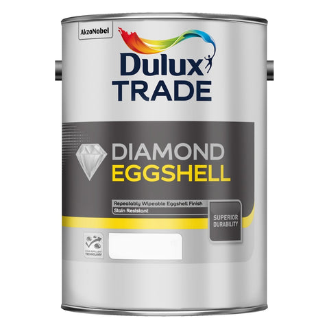 Dulux Trade Diamond Eggshell Colours