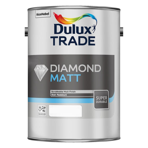 Dulux Trade Diamond Matt Colours