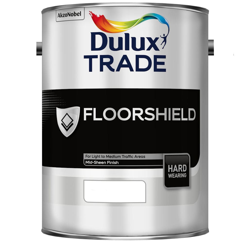 Dulux Trade Floorshield Colours