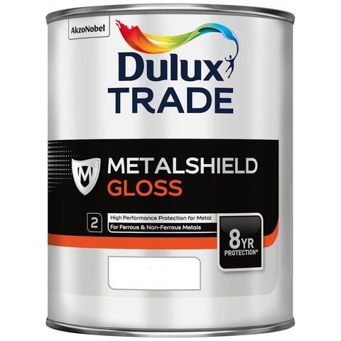Dulux Trade Metalshield Gloss Colours