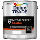 Dulux Trade Metalshield Gloss White
