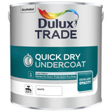 Dulux Trade Quick Dry Undercoat White