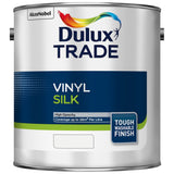 Dulux Trade Vinyl Silk Colours