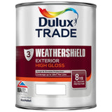 Dulux Trade Weathershield Exterior High Gloss Colours