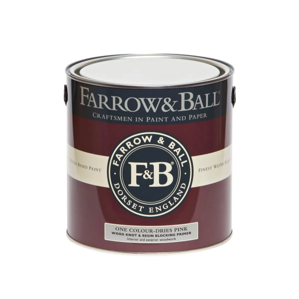 Farrow & Ball Exterior Wood Knot & Resin Blocking Primer