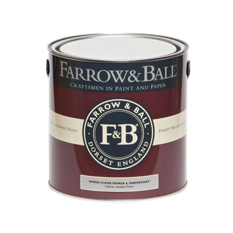 Farrow & Ball Exterior Wood Floor Primer & Undercoat