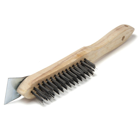 Hamilton Prestige Wire Scratch Brush & Scraper