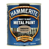 Hammerite Smooth Direct to Rust Metal Paint