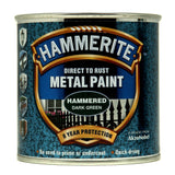 Hammerite Hammered Direct to Rust Metal Paint