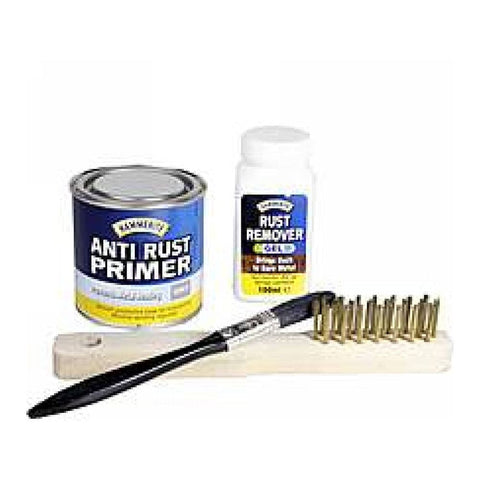 Hammerite Rust Treatment Kit