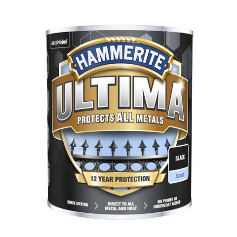 Hammerite Ultima Metal Smooth
