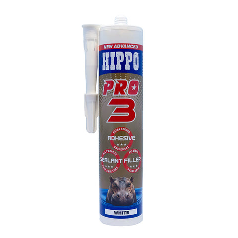 Hippo PRO3 Adhesive, Sealant & Filler
