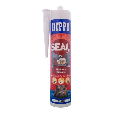 Hippo SEALit Builders Silicone White