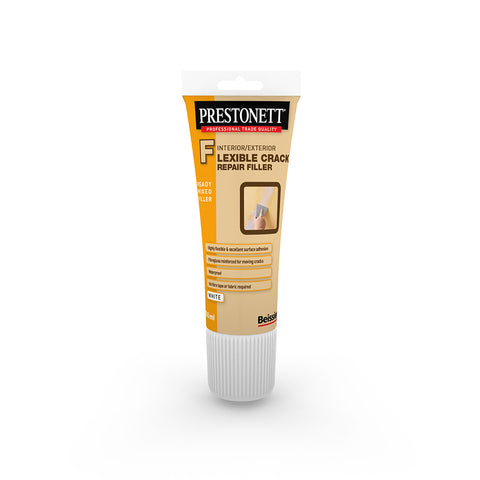 Prestonett Ready Mixed Flexible Crack Repair Filler 200ml