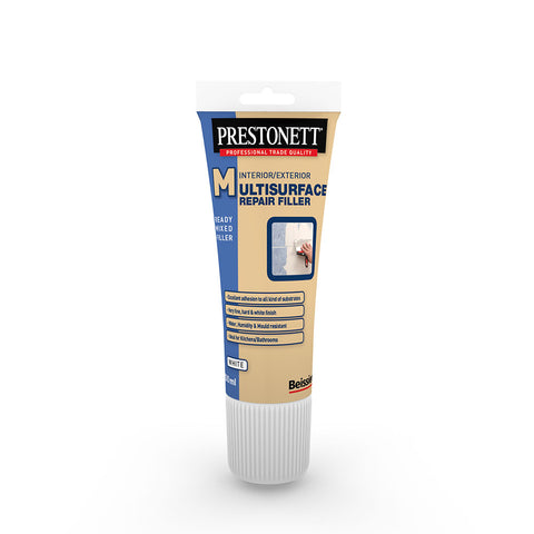 Prestonett Ready Mixed Multi-surface Repair Filler