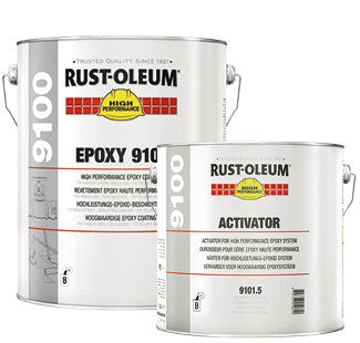 Rust-oleum 9100 High Performance Epoxy