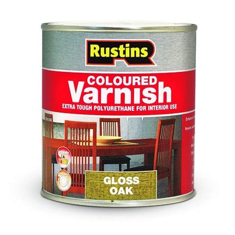 Rustins Polyuethane Coloured Varnish