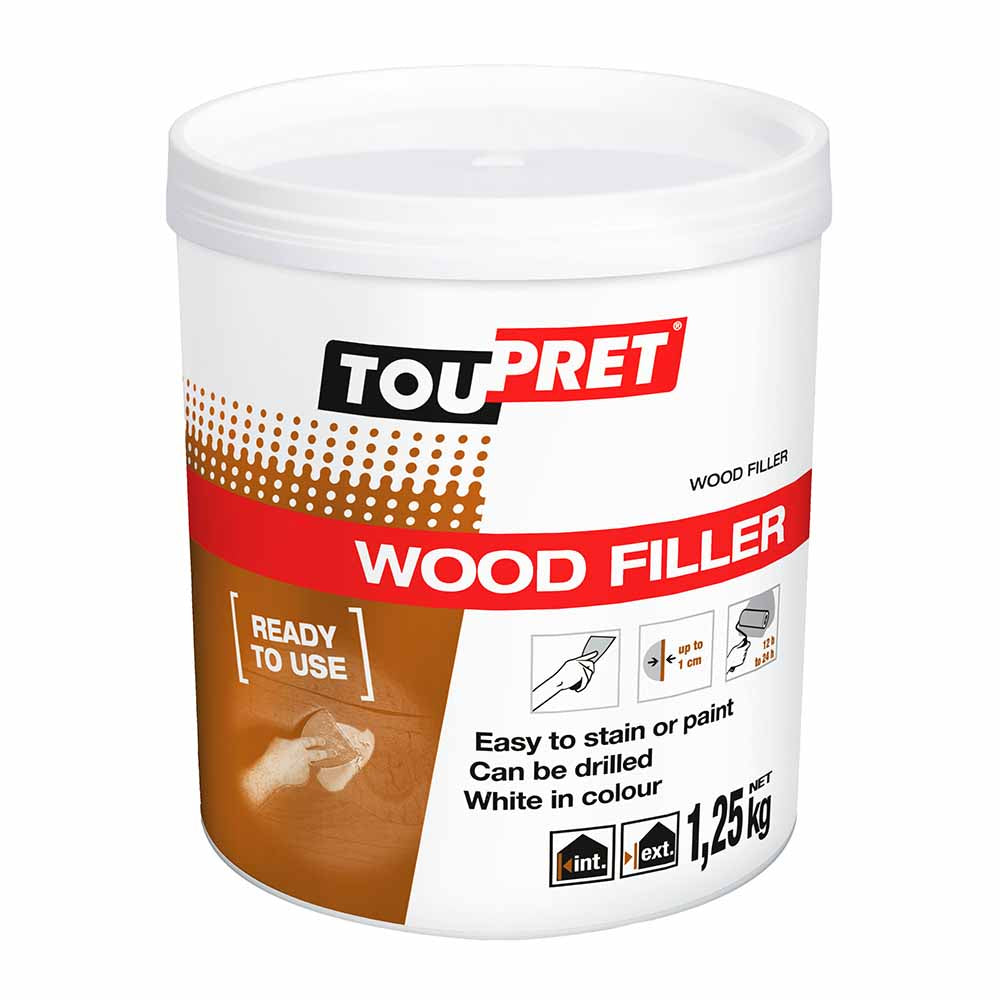 Toupret Interior/Exterior Wood Filler