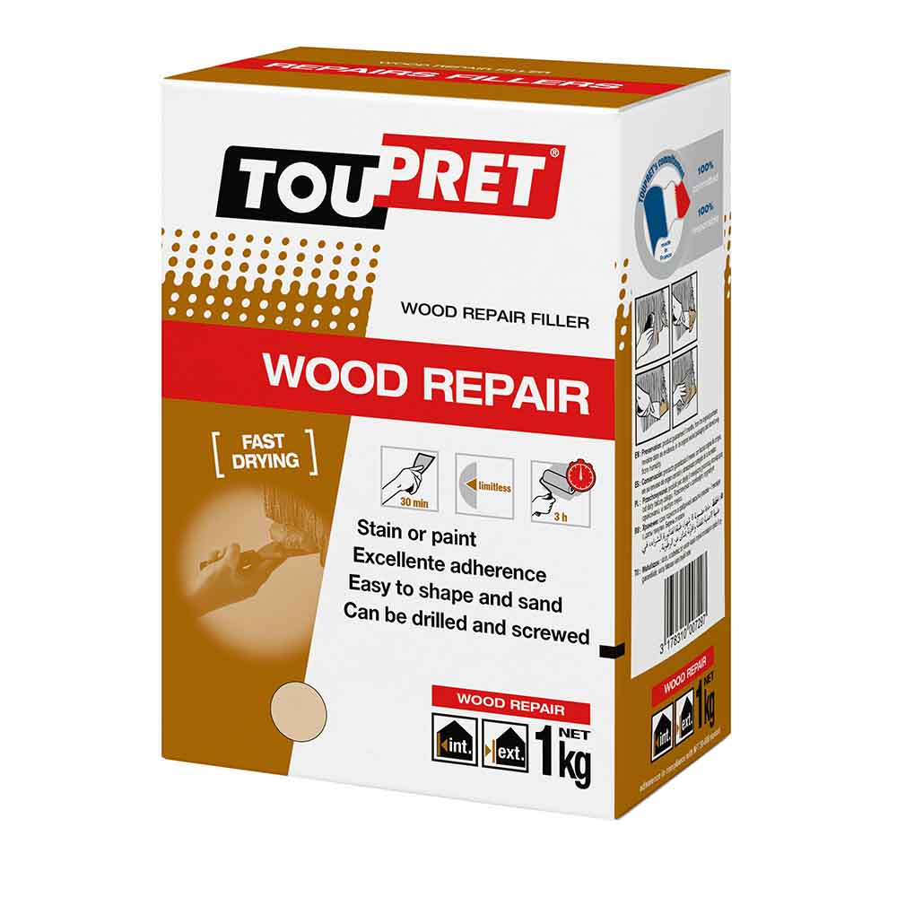 Toupret Wood Repair Filler