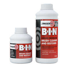 Zinsser B-I-N® BRUSH CLEANER AND RESTORER