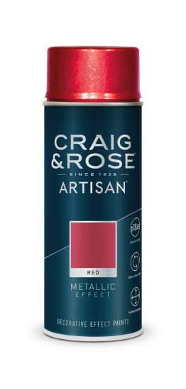 Craig & Rose Artisan Metallic Effect Spray