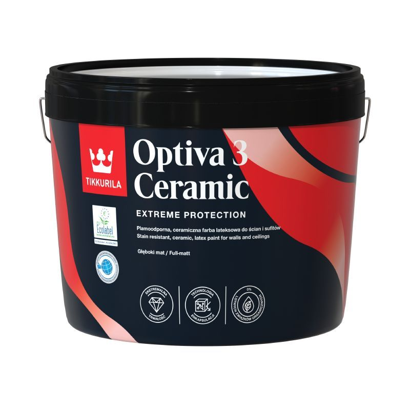 Tikkurila Optiva 3 Ceramic