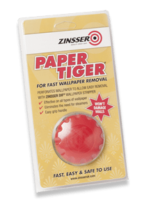 Zinsser PAPER TIGER® SINGLE HEAD