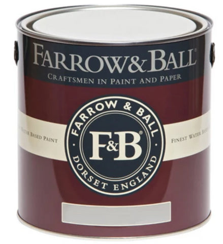 Farrow & Ball Pitch Black Paint