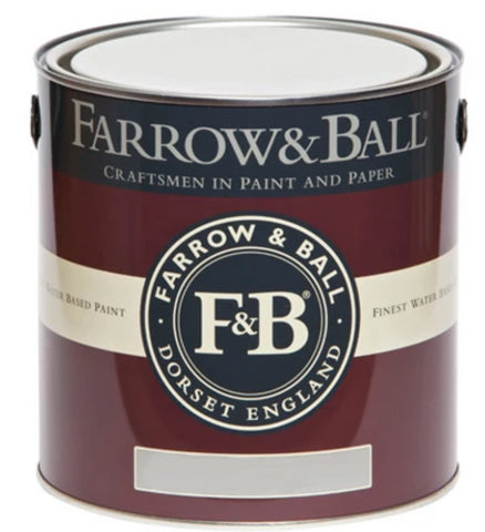Farrow & Ball Pitch Blue Paint