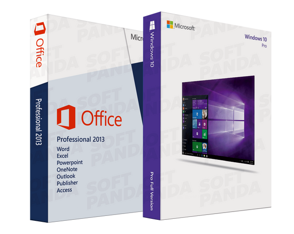 Windows 10 Pro & Office 2013 Professionnel