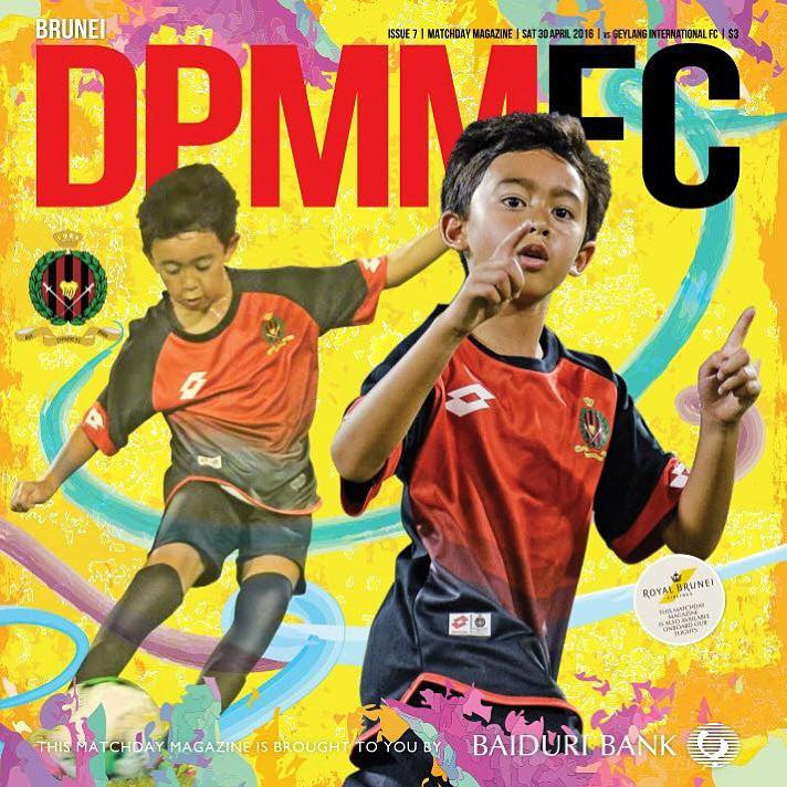 DPMM FC MatchDay Magazine (7th issue) now available!
