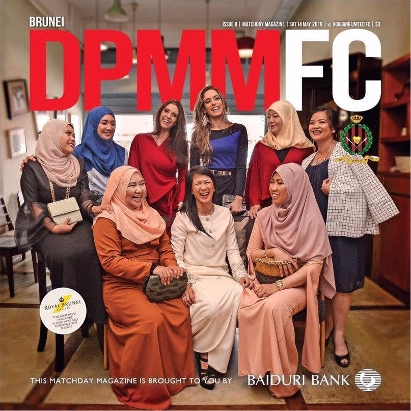 DPMM FC MatchDay Magazine (8th issue) now available!