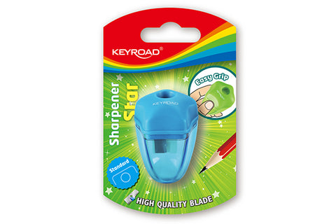 KEYROAD 1 HOLE SHARPENER B/CARD KR970857