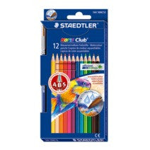 STAEDTLER NORIS 12'S COLOUR PENCIL 14410NP12