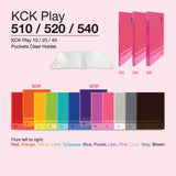KCK Play Clear Book