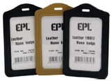EPL Language Tag - 91mm x 55mm