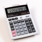 OLYMPIA DESKTOP CALCULATOR 12 DIGIT DZ-1210TX
