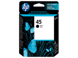 HP 45 BLACK INK CATRIDGE