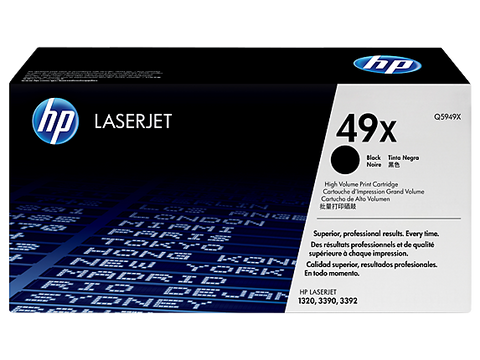 HP 49X LASERJET TONER CARTRIDGE