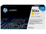 HP 504A TONER CARTRIDG YELLOW CE252A
