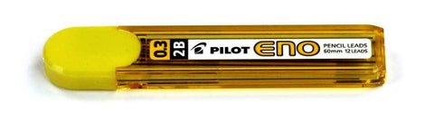 PILOT  PL 3 PENCIL LEAD 0.3 MM 2B