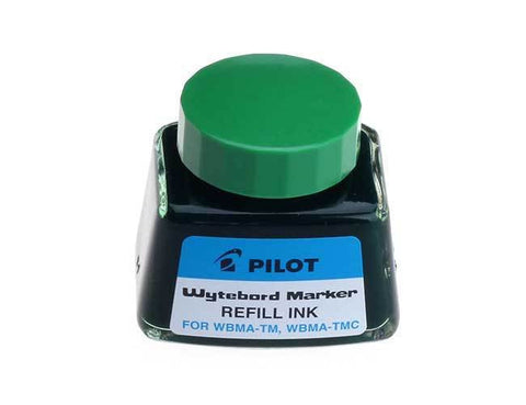 PILOT WYTEBORD MARKER REFILL INK GREEN