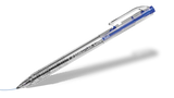 STAEDTLER LUNA CLIPCLIC BALL PEN BLUE 4272 07-3