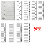 iFax Grey PP divider