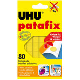UHU PATAFIX 80 GLUE PADS YELLOW 44390